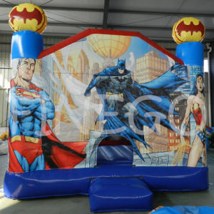 Magic X-Men Kids Inflatable Bouncy Houses Jumper From China pictures & photos