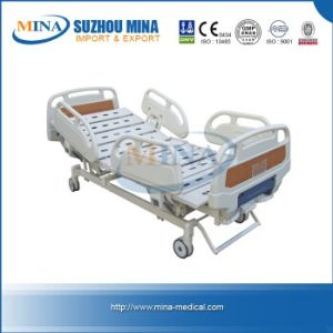 2014 New Design and Competitive Price Hospital Bed (MINA-MB106-F)