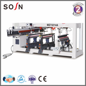 4 Line Woodworking Drilling Machinery From Factory pictures & photos