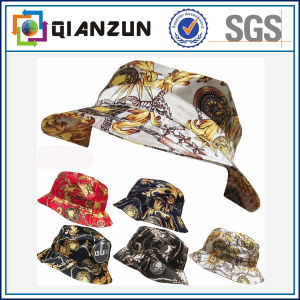 Customized Design Logo/Label Cotton Blank Bucket Hat pictures & photos