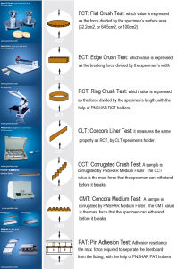 Touch Screen Ring Crush Edge Crush Flat Crush Testing Equipment pictures & photos