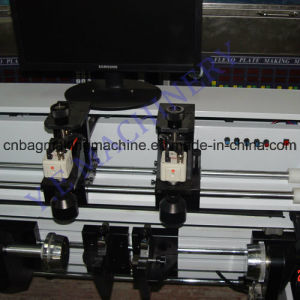 Taiwan CCD Camera Flexo Printing Plate Mounting Machine (YETB) pictures & photos