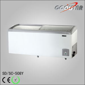 New Style Big Capacity Frozen Food Chest Freezer (SD/SC-508Y) pictures & photos
