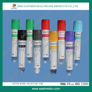 ISO Approved Vacuum Blood Collection Tube pictures & photos
