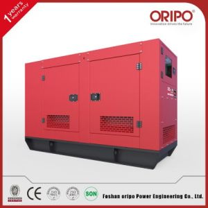 1800rpm Lovol Series Water Cooled Commercial Diesel Generator 30kw pictures & photos