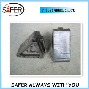 Rubber Wheel Chock S-1521 pictures & photos