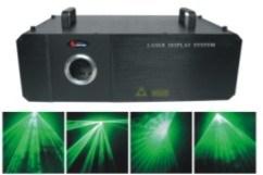 Single Green Carton Laser Light