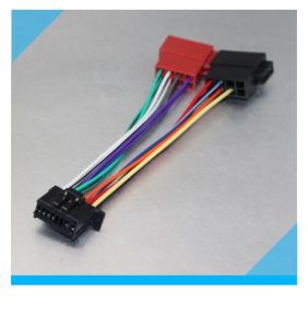 New Pioneer 16 Pin Radio Cable Harness with ISO Connector china new pioneer 16 pin radio cable harness with iso connector pioneer 16 pin radio wire harness at readyjetset.co