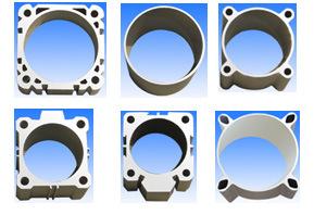 Aluminum Pneumatic Cylinder, Aluminum Cylinder Tube