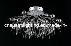 Modern Crystal Ceiling Lamp (MX9214/7)