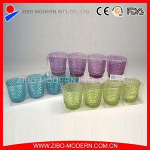 Wholesale Popular Clear Glass Candle Cup pictures & photos