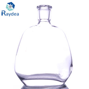 High-Graded Glass Bottle for Xo with Heavy Base pictures & photos