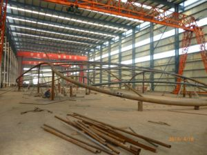 High Quality and Light Type Steel Structure