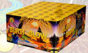 100s Blast Blow Festival Celebration Cake pictures & photos