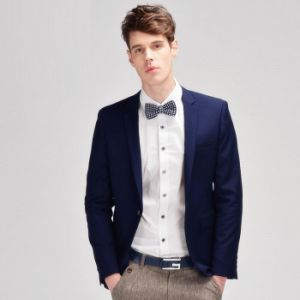 China Foreign Trade Men′s Casual Slim Fit Suit in Man (W0413 ...