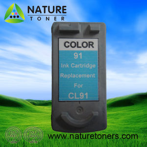 Remanufactured Ink Cartridge for Canon Pg-90, Cl-91 pictures & photos