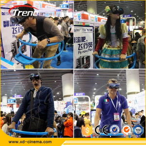 China Suppliers Amusement Park Vibrating Vr Simulator pictures & photos