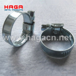 Zinc Plate Germany Type Hose Clamp pictures & photos