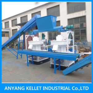 Wood Pellet Machine Made in China