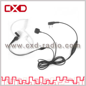 Two Way Radio Earphone for MTP800, MTH650, HTH800, MTZ2000
