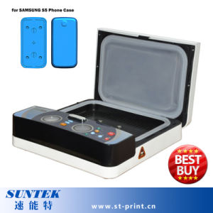3D Mini Vacuum Phone Case Sublimation Machine (ST-2030) pictures & photos