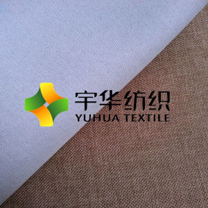 100% Polyester Embroidered Suede Fabric for Sofa Cover Yhl9