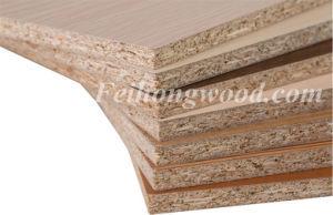 Melamine Faced Pb (Particle Board) for Furnture pictures & photos
