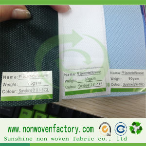 China Sunshine Spunbond Nonwoven Sofa Fabric pictures & photos