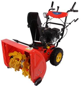Easy Control Two Stage Gas Snow Thrower