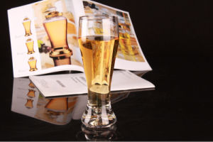 High Quality Drinking Glass Beer Glass for Wholesaler pictures & photos