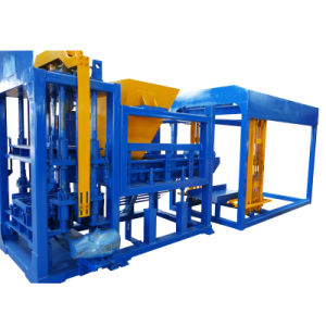 Concrete Paver Mould Block Making Machine Movable Block Machine for South Africa pictures & photos