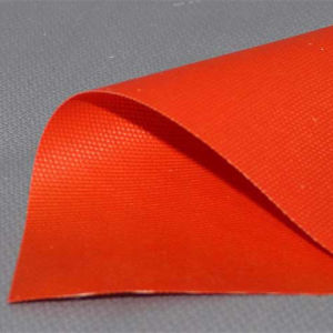 PVC Coated Fiberglass Fabric pictures & photos
