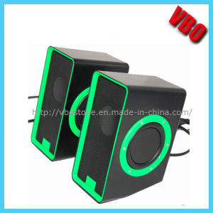 Professional 2.0 Multimedia USB Speaker for Computer, Laptop (SP-005M) pictures & photos