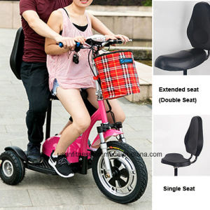 3 Wheels Electric Motorcycle with Cheap Price pictures & photos
