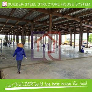 Thailand Project Steel Structure Workshop Warehouse pictures & photos
