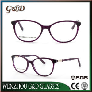 New Fashion High Quality Acetate Glasses Frame Eyewear Eyeglass Optical Ncd1505-22 pictures & photos