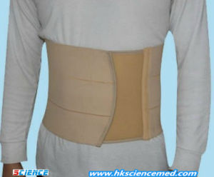 Abdominal Binder, Waist Belt, Orthopedic Products (SC-BK-040) pictures & photos