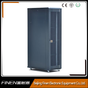 42u Network Server Rack Cabinet with Handle Lock pictures & photos