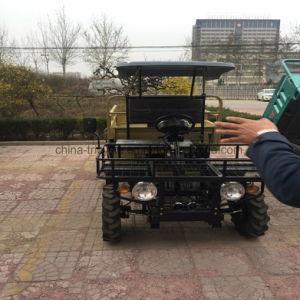 Dump Funcations Diesel Utility Farm Boss UTV with Large Cabine pictures & photos