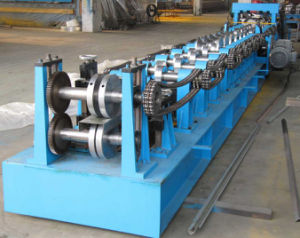 Web Size Adjustable C Purlin Cold Roll Forming Machine pictures & photos
