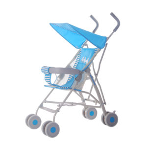 Simple Design and Lightweight Easy Foldable Baby Buggy Pram pictures & photos