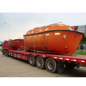 Solas Fast Rescue Boat Rescue Fiber Boat Military Boats Used Freefall Lifeboats for Sale pictures & photos