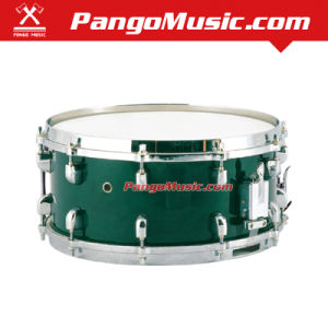 Green Color Deluxe Snare Drum (Pango PMMS-660) pictures & photos