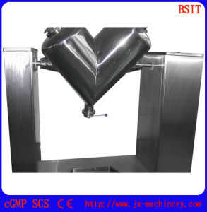 V Type Pharmacetical Machine Powder Mixer (model V-180) pictures & photos