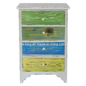 4 Drw Solid Wood Furnituret/Cabinet/Chest
