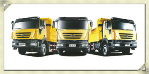 Hongyan Kingkan 6*4 Tipper Truck pictures & photos