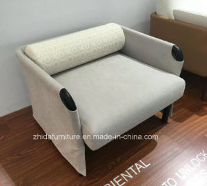 Hotsale Wood Living Room Arm Chair (S6083A) pictures & photos