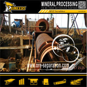 Gold Mining Equipment Drum Ore Washing Trommel Vibration Screen Plant pictures & photos