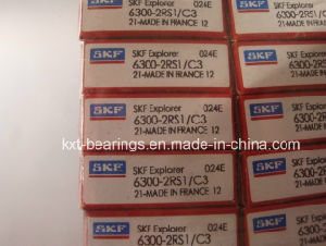 SKF 6300-2RS Deep Groove Ball Bearings pictures & photos
