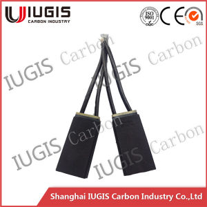 D374n Carbon Brush for DC Motor Carbon Brush Wind Turbine pictures & photos